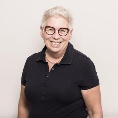 Prokuristin Birgit Germes